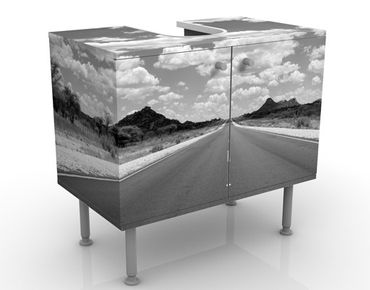 Mobile per lavabo design Route 66 II