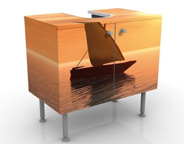 Mobile per lavabo design Romantic Sailing