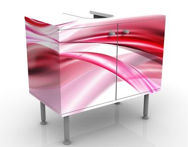 Mobile per lavabo design Pink Dust