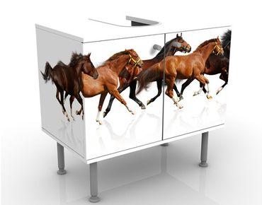 Mobile per lavabo design Horse Drove