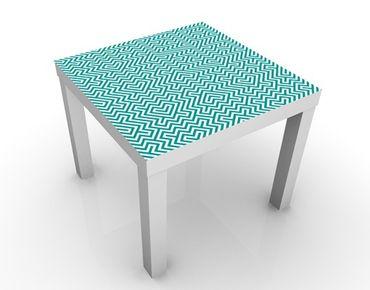 Tavolino design Geometric Design Mint