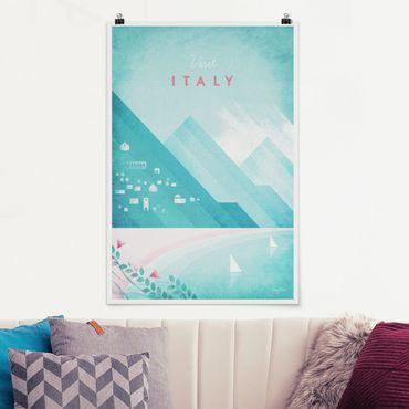 Poster - Poster di viaggio - Italia - Verticale 3:2