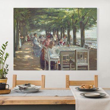 Quadri su tela - Max Liebermann - Il Ristorante Terrazza Jacob