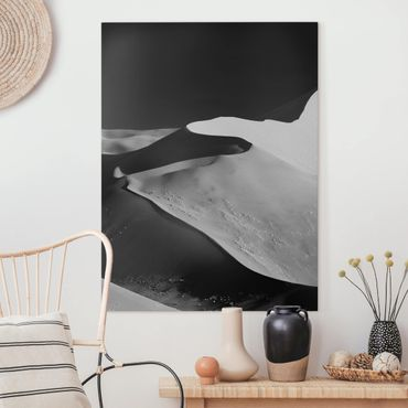 Stampa su tela - Deserto - Estratto Dunes - Verticale 3:4