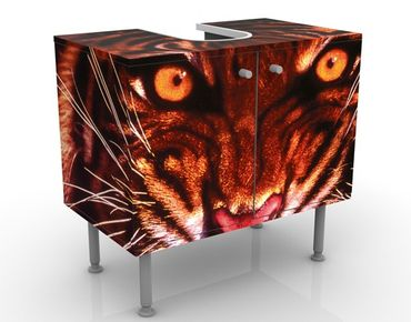 Mobile per lavabo design Wild Tiger