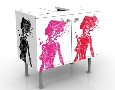 Mobile per lavabo design Deco Beauty