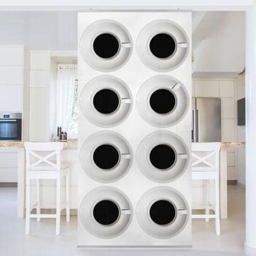 Tenda a pannello - Coffeehouse - 250x120cm