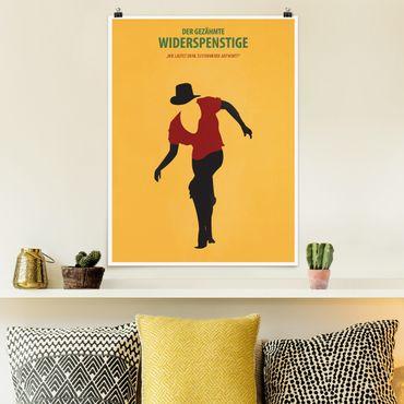 Poster - Poster del film Il bisbetico domato - Verticale 4:3