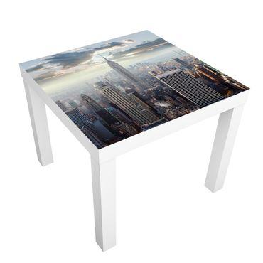 Carta adesiva per mobili IKEA - Lack Tavolino Sunrise In New York