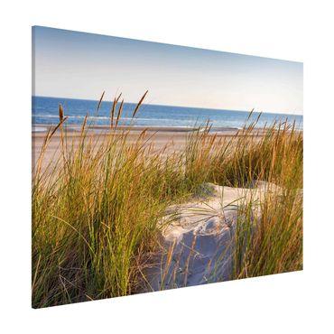 Lavagna magnetica - Beach Dune Al Mare - Formato orizzontale 3:4