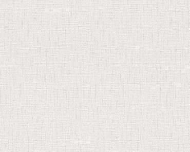 Carta da parati - A.S. Création Belle Epoque in Grigio Bianco