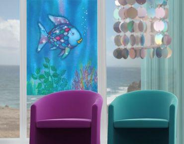 Decorazione per finestre he Rainbow Fish - Alone In The Open Sea