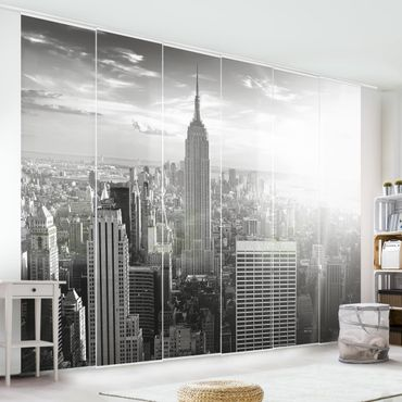 Tende scorrevoli set - Manhattan Skyline