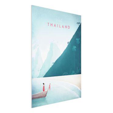 Stampa su Forex - Poster Viaggio - Thailandia - Verticale 4:3