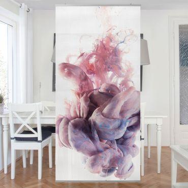 Tenda a pannello Abstract liquid color gradients 250x120cm