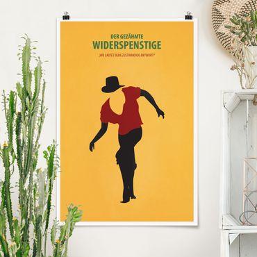 Poster - Poster del film Il bisbetico domato - Verticale 3:2