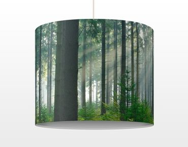Lampadario design Enlightened Forest