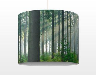 Lampadario design Enlightened Forest