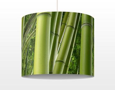 Lampadario design Bamboo Trees