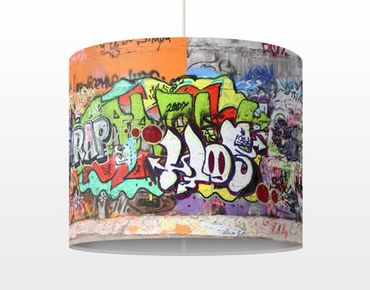 Lampadario design Graffiti