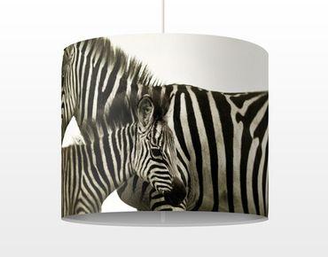 Lampadario design Zebra Pair