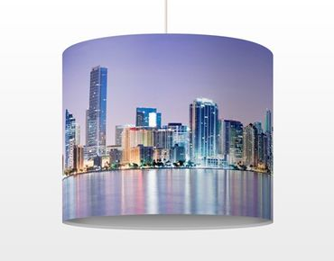 Lampadario design Purple Miami Beach