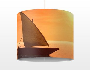 Lampadario design Romantic Sailing