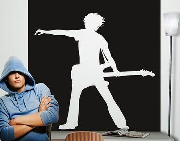 Adesivo murale no.CA8 The Guitarist II