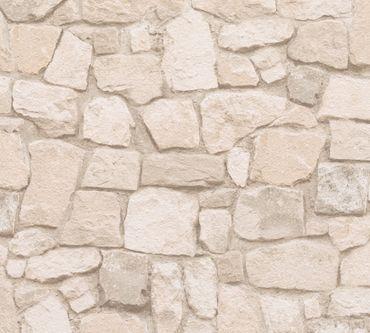 Carta da parati - A.S. Création Il Decoro in Beige Marrone Multicolore