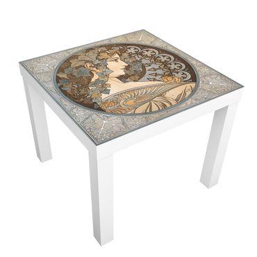 Carta adesiva per mobili IKEA - Lack Tavolino Synthia