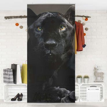 Tenda a pannello Black Puma 250x120cm
