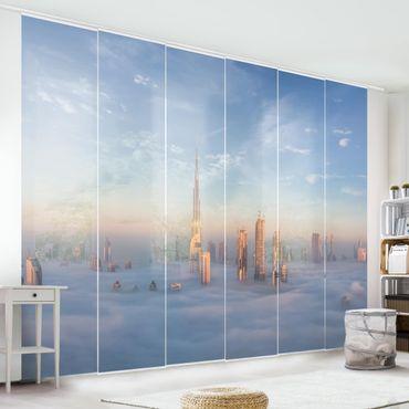Tende scorrevoli set - Dubai Sopra Le Nuvole