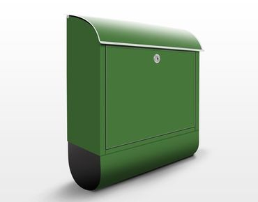 Cassetta postale Colour Dark Green 39x46x13cm
