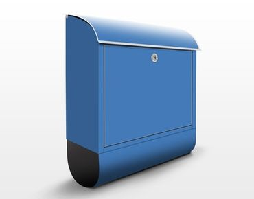 Cassetta postale Colour Royal Blue 39x46x13cm