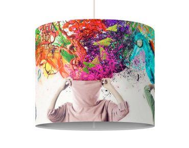 Lampadario design Brain Explosion