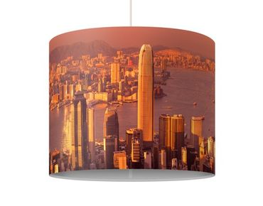 Lampadario design Hongkong Sunset