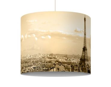 Lampadario design I Love Paris