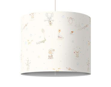 Lampadario design Little Circus