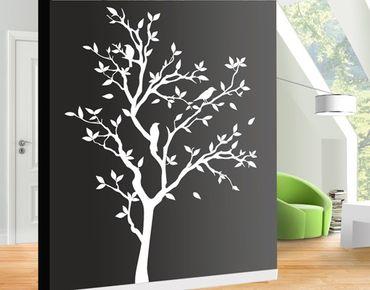 Adesivo murale no.YK14 Chirping Tree