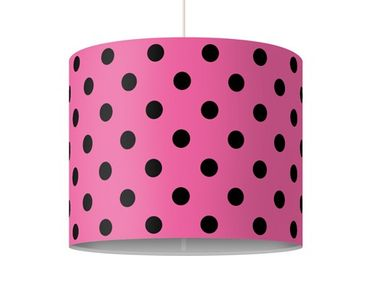 Lampadario design no.DS92 Ponits Design Girly Pink
