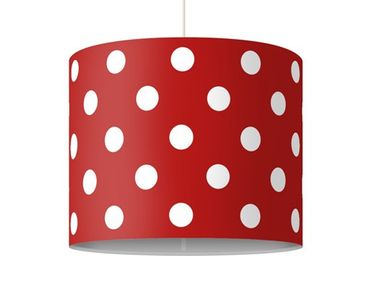 Lampadario design no.DS92 Points Design Girly Red