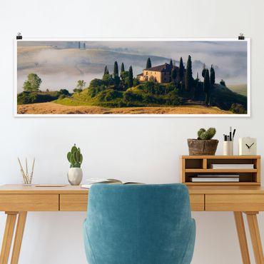 Poster - Vendita in Toscana - Panorama formato orizzontale