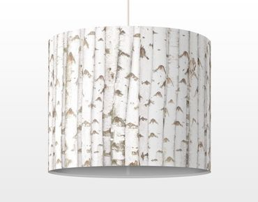 Lampadario design no.YK15 Birch Wall
