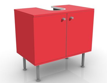 Mobile per lavabo design Colour Carmin