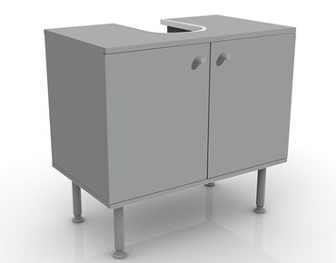 Mobile per lavabo design Colour Cool Grey