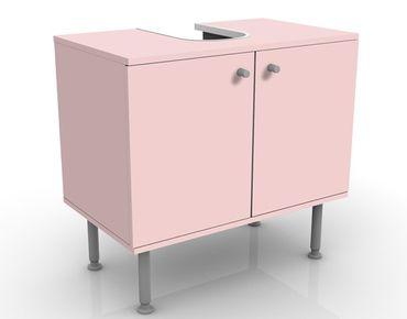 Mobile sottolavabo - Colore rosa - Mobile bagno rosa