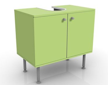 Mobile per lavabo design Colour Spring Green