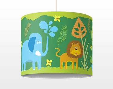 Lampadario design no.BP14 Zoo Animals