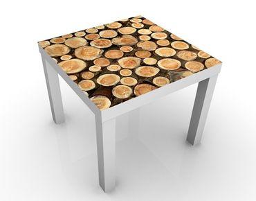 Tavolino design no.YK18 Log