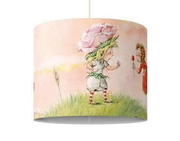 Lampadario design The Strawberry Fairy - Pink Rose